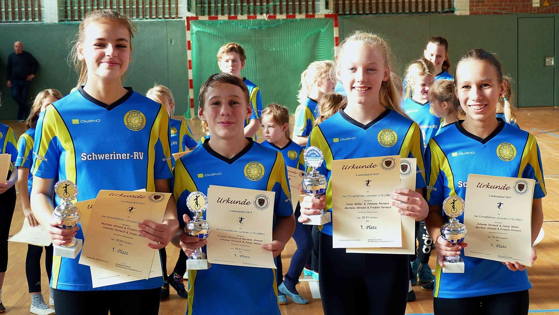 Einrad-Junioren-U19